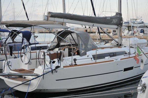 Dufour 350 Grand Large (Mirtilla)  - 22