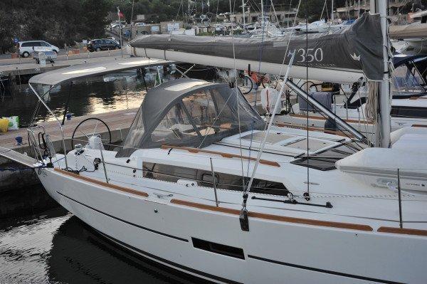 Dufour 350 Grand Large (Mirtilla)  - 2
