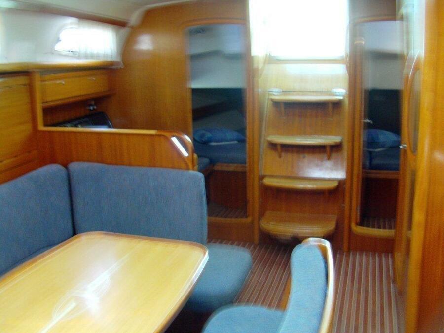 Bavaria 39 Cruiser (HOPE) Plan image - 1