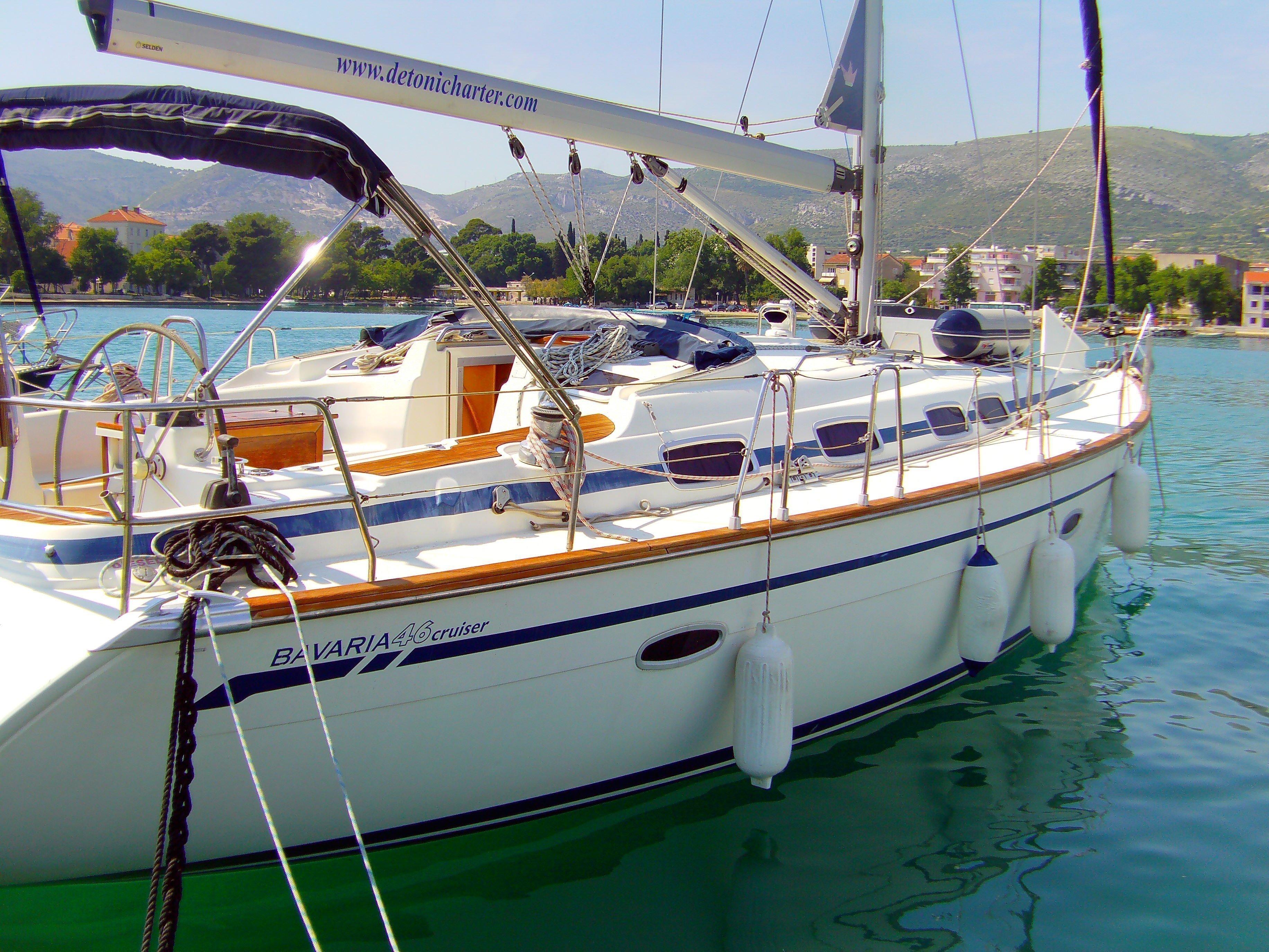 Bavaria 46 Cruiser (Vicky) Main image - 0