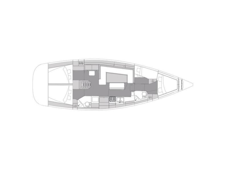 Elan 45 Impression (Nitheha) Plan image - 3