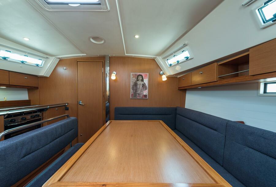 Bavaria 40 Cruiser (Deneb - Bow & Solar)  - 30