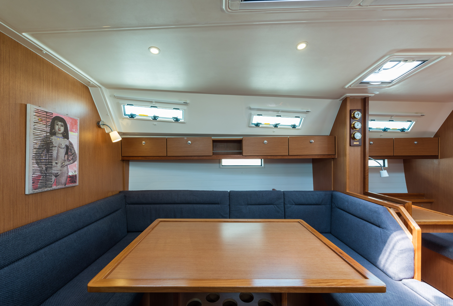 Bavaria 40 Cruiser (Deneb - Bow & Solar)  - 29