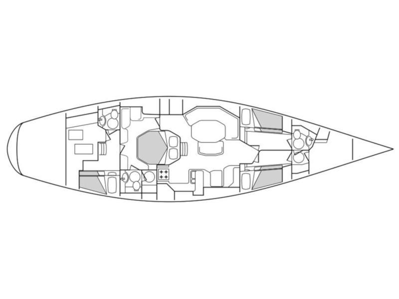 Baltic 60 (AKOYA ) Plan image - 3