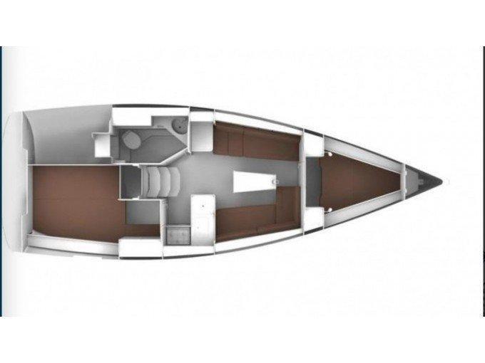 Bavaria Cruiser 34 (Lia ) Plan image - 7