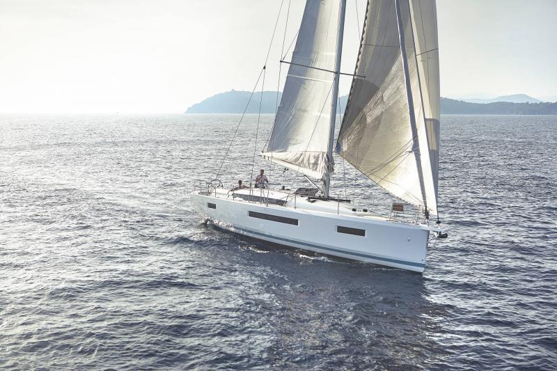 Sun Odyssey 440 (Nymeria | Water-maker)  - 8