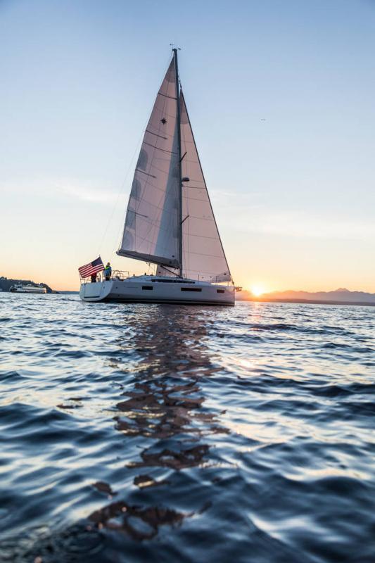 Sun Odyssey 440 (Nymeria | Water-maker)  - 3