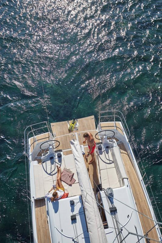Sun Odyssey 440 (Nymeria | Water-maker)  - 4