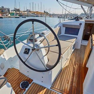 Sun Odyssey 440 (Nymeria | Water-maker)  - 30