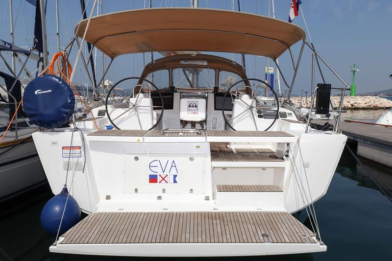 Dufour 460 Grand Large (Eva  )  - 10