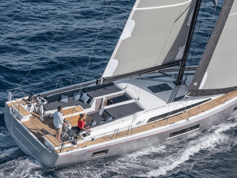 Oceanis 51.1 (Ef Zin)  - 25