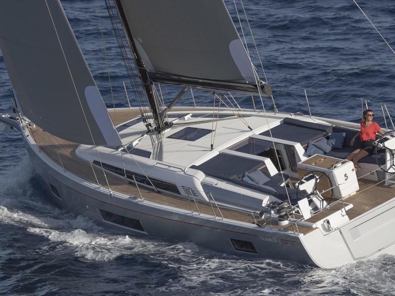 Oceanis 51.1 (Ef Zin)  - 16