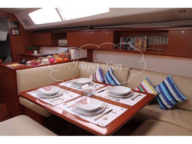 Oceanis 54 (Inspiration - (A/C - Generator)) Interior image - 3