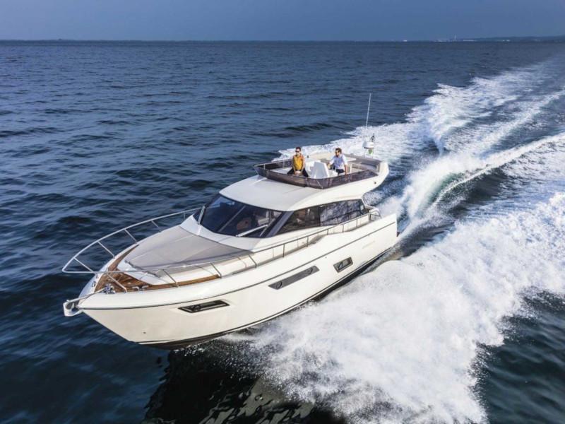 Ferretti 450 (Lady Esmeralda)  - 2