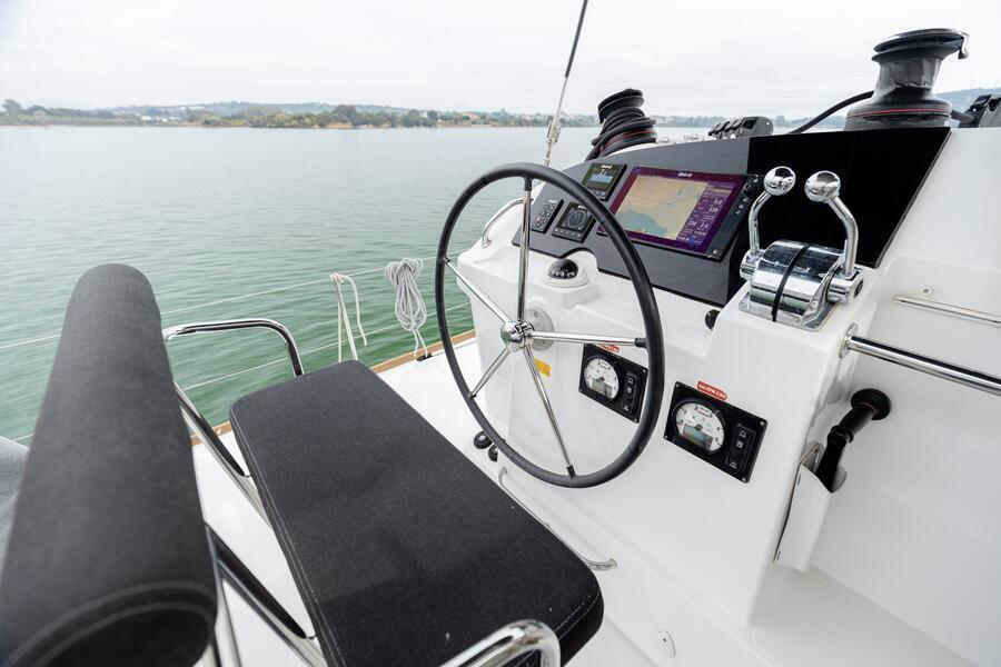 Lagoon 400 S2 (Seaker)  - 13