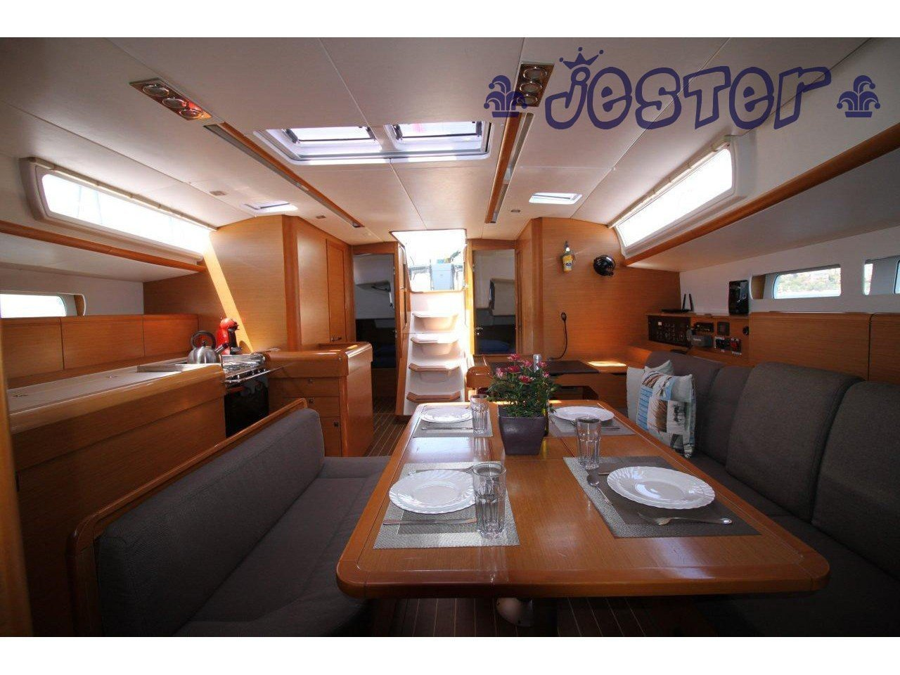 Sun Odyssey 509 (Jester - (A/C - Generator)) Interior image - 4