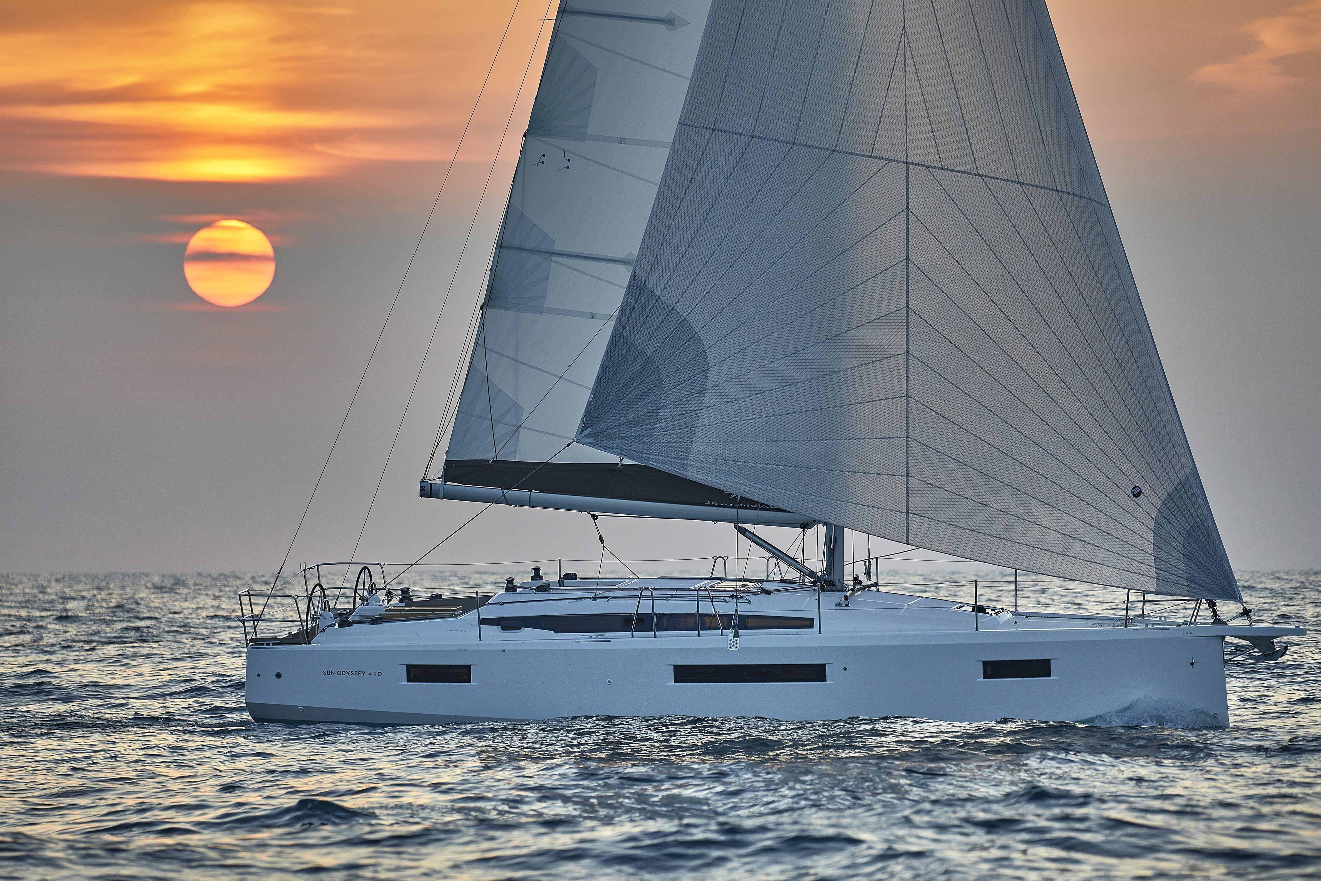 Sun Odyssey 410 (Free Me)  - 5