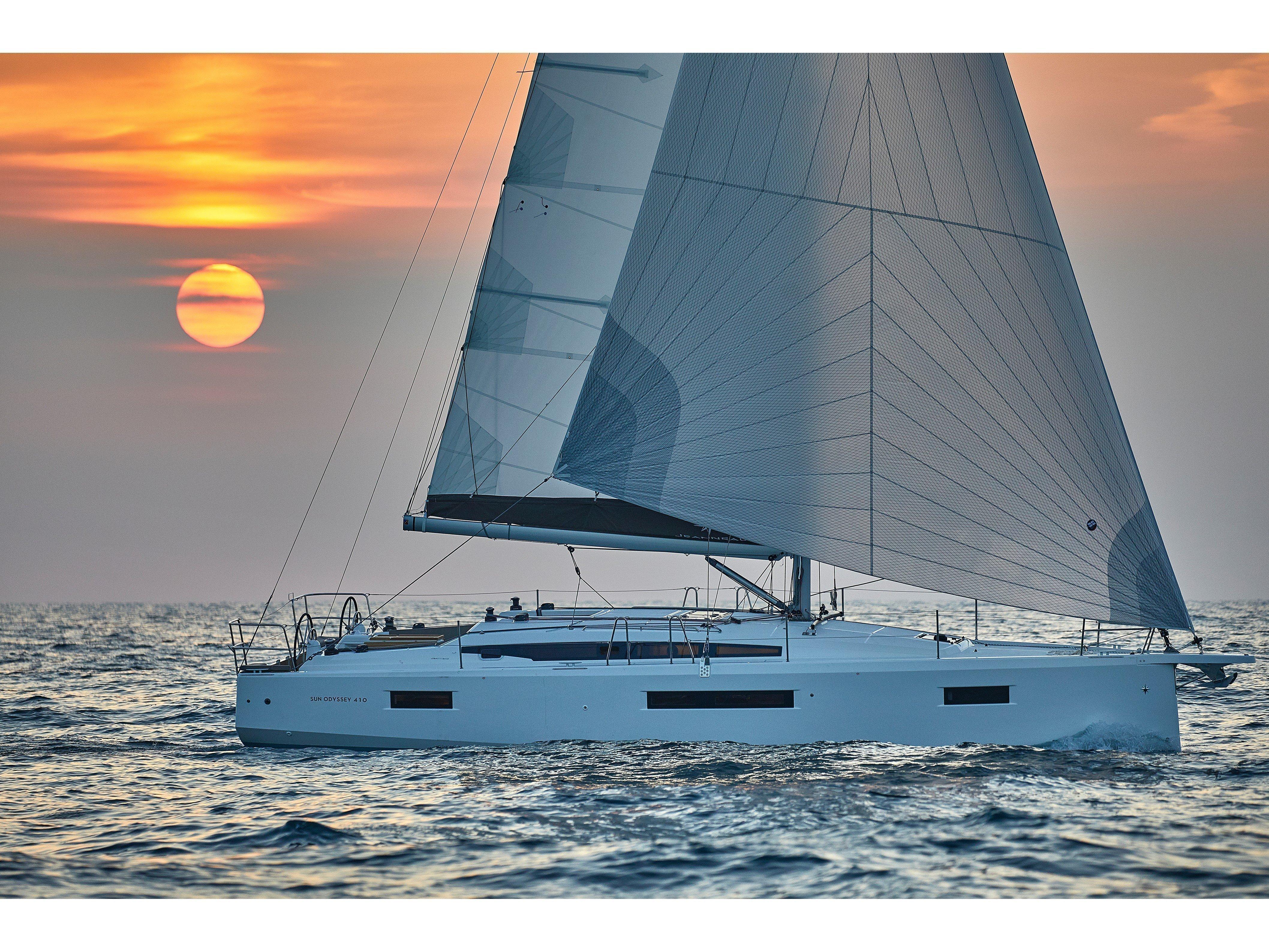 Sun Odyssey 410 (Free Me) Main image - 0