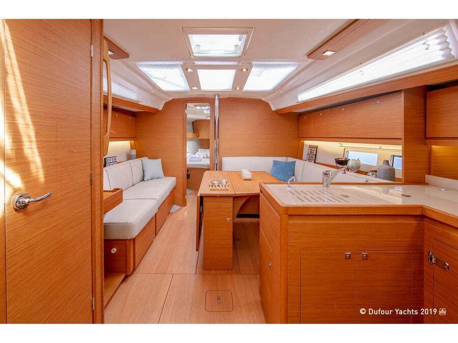 Dufour 390 Grand Large (Alati) Interior image - 1