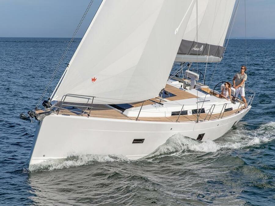Hanse 458 (LIXI)  - 8