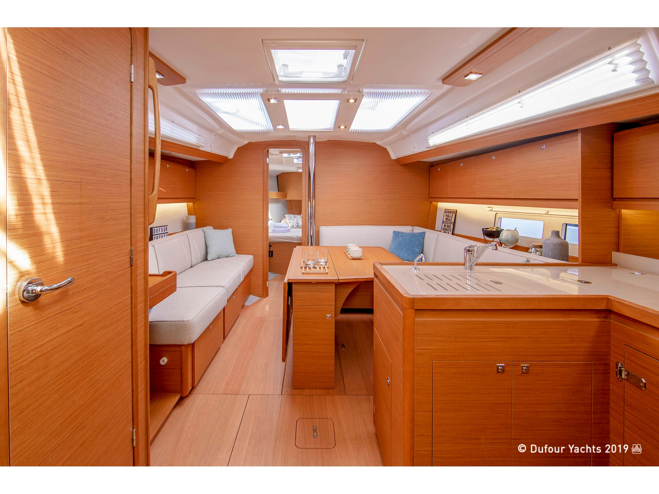 Dufour 390 Grand Large (Orsalia) Interior image - 2