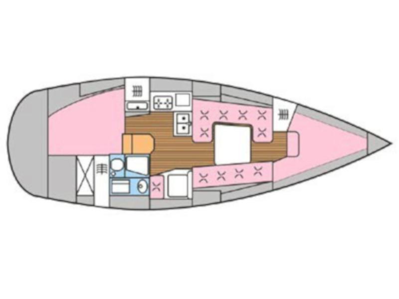 Elan 333 (Brina) Plan image - 8