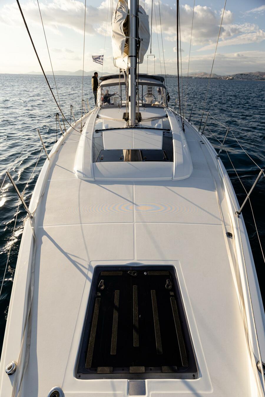 Oceanis 51.1 (Viennastar | A/C, Gen, 12 pax)  - 1