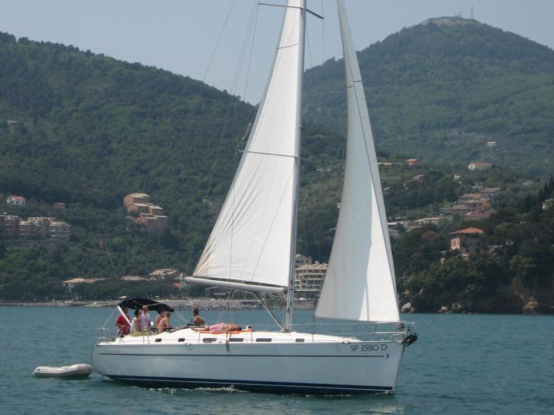 Cyclades 43.3 (Tecno Sail)  - 2