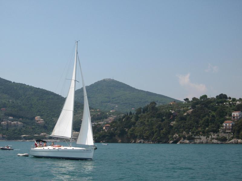 Cyclades 43.3 (Tecno Sail)  - 3