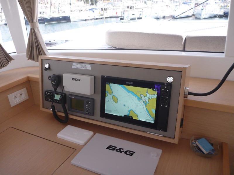 Lagoon 450 Sport (4+2 cab.) (Oryx)  - 8