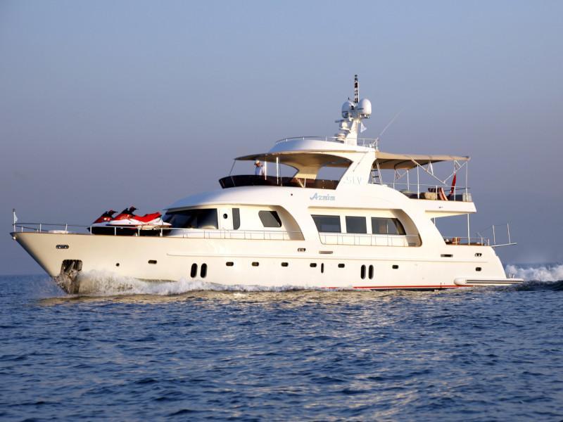 Motoryacht Azmim (Azmim)  - 21