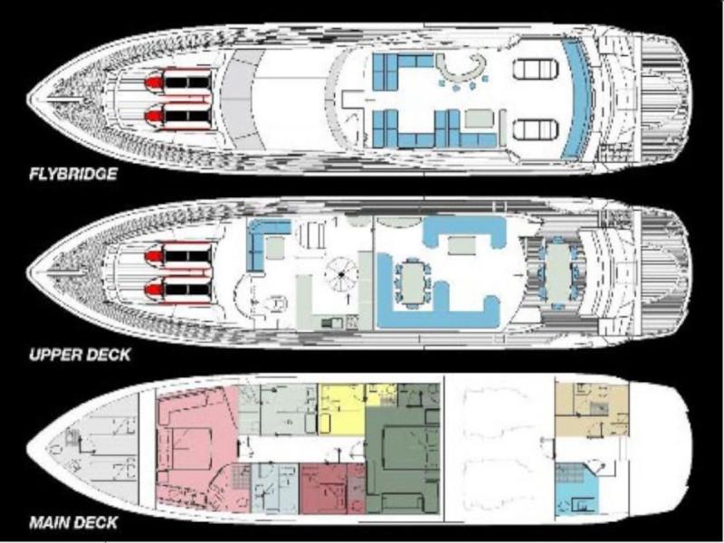 Motoryacht Azmim (Azmim) Plan image - 27