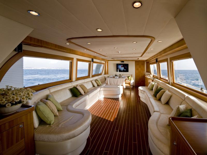 Motoryacht Azmim (Azmim) Interior image - 9