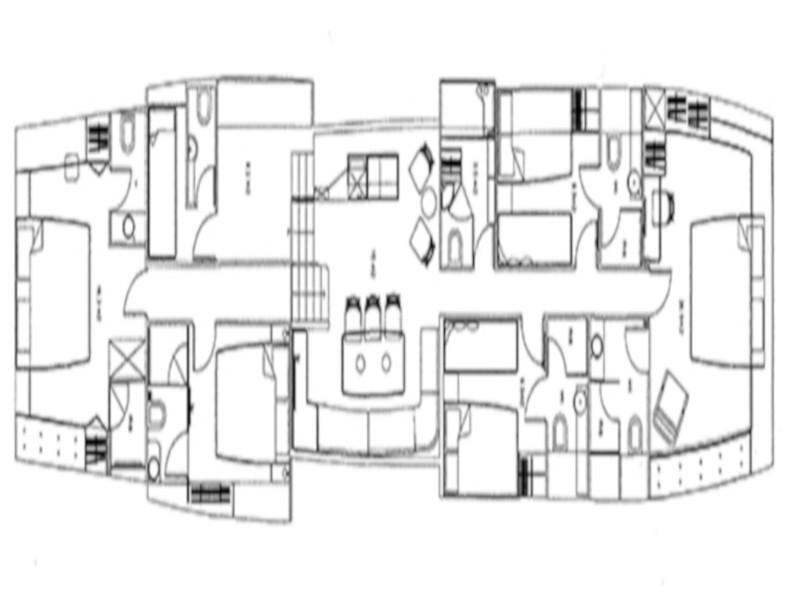 Gulet Zeynos (Zeynos) Plan image - 31
