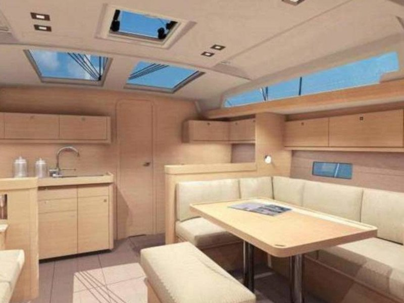 Dufour 460 Grand Large (Gerry) Interior image - 2