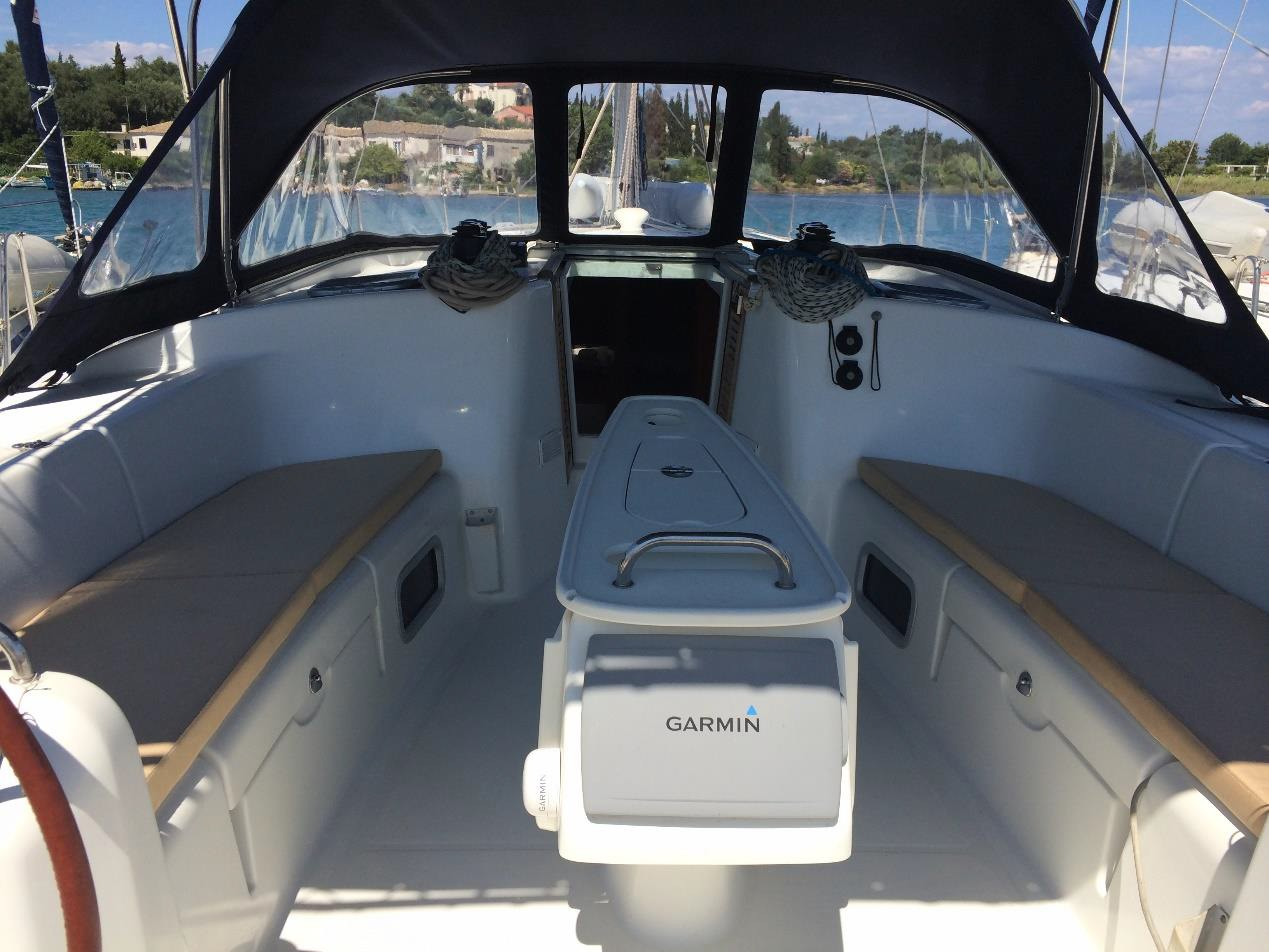Cyclades 50.5 (MANNA+BowThruster)  - 8