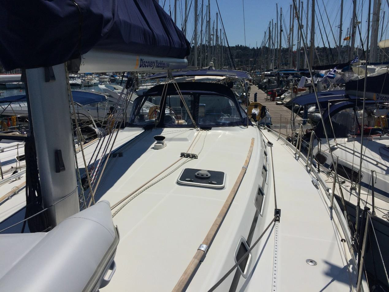Cyclades 50.5 (MANNA+BowThruster)  - 2