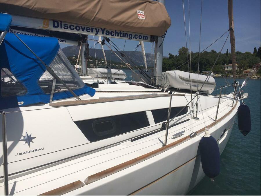 Sun Odyssey 36i (Marina)  - 10
