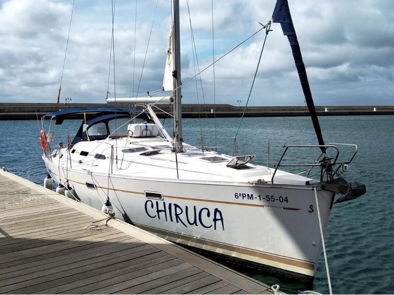 Oceanis 393 Clipper (Chiruca) Main image - 0