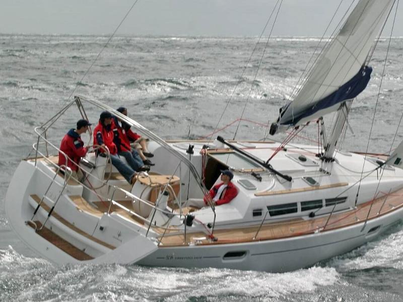 Sun Odyssey 42 i (Deneb)  - 4