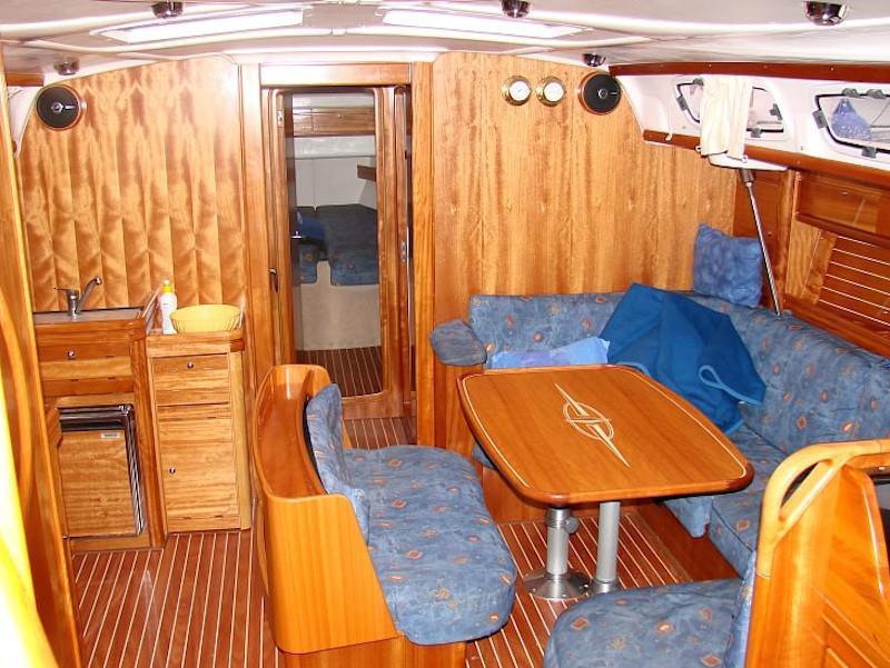 Bavaria 46 Cruiser (Frixos) Interior image - 6