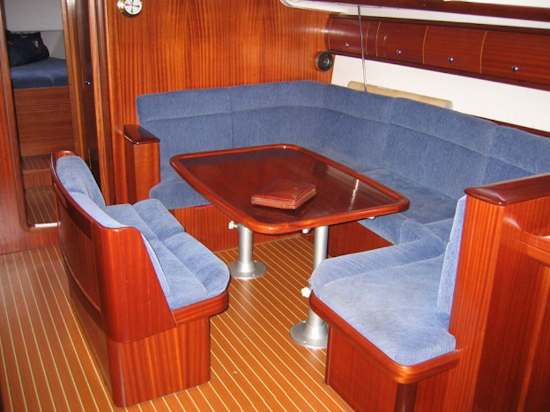 Bavaria 44 (Morgana) Interior image - 6