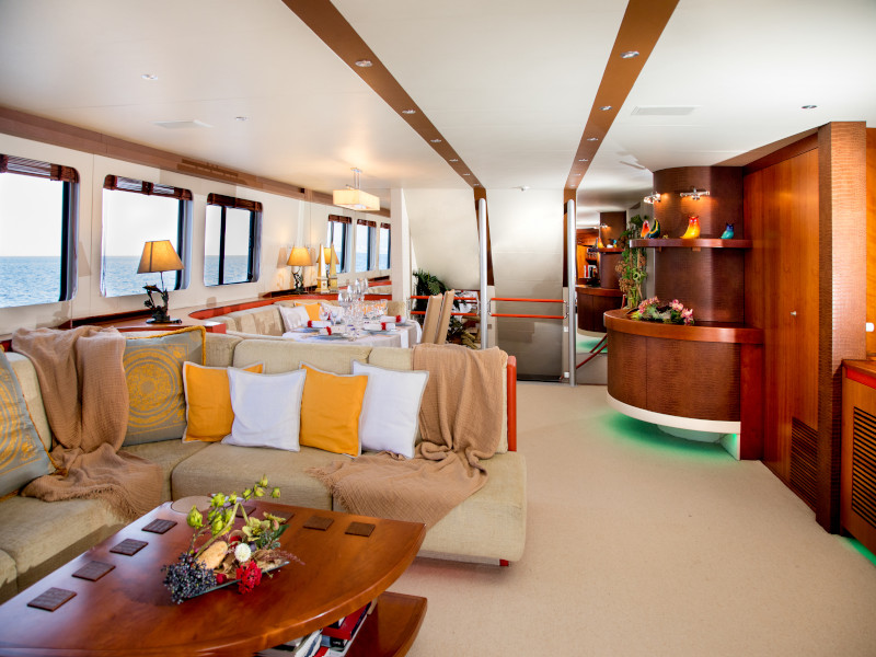 Heesen Yacht (Heartbeat of life) Interior image - 22