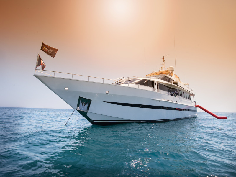 Heesen Yacht (Heartbeat of life)  - 12