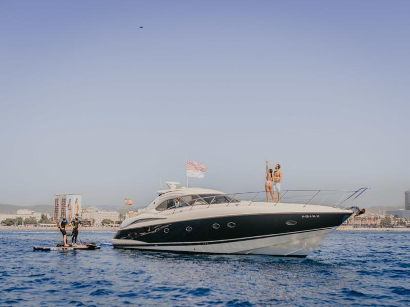 Sunseeker Predator 58 (Ocean Barcelona)  - 10