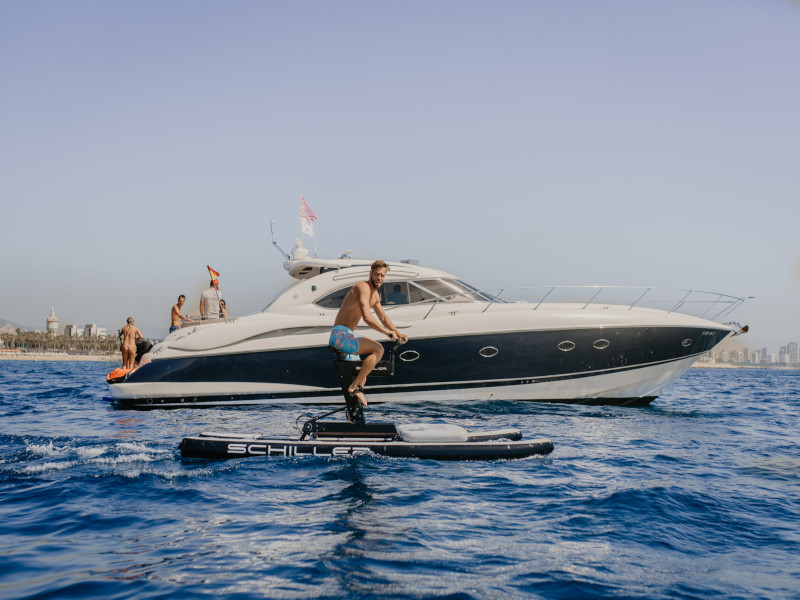 Sunseeker Predator 58 (Ocean Barcelona)  - 11