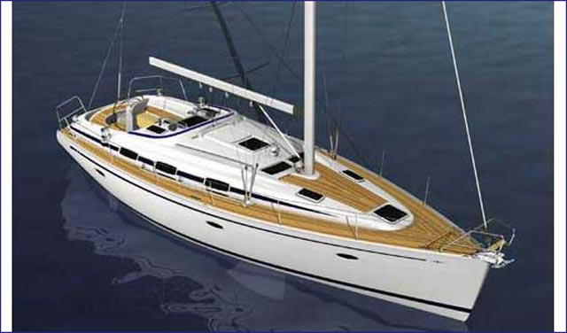 Bavaria 39 Cruiser (Virgin Mary) Main image - 0