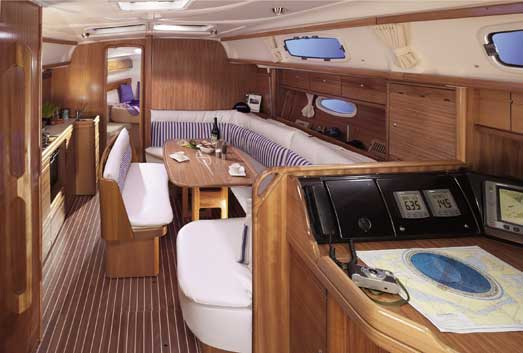 Bavaria 39 Cruiser (Virgin Mary) Interior image - 1