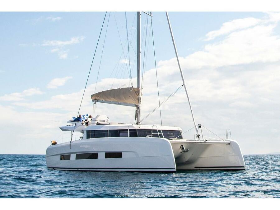 Dufour Catamaran 48 (Jovy) Main image - 0
