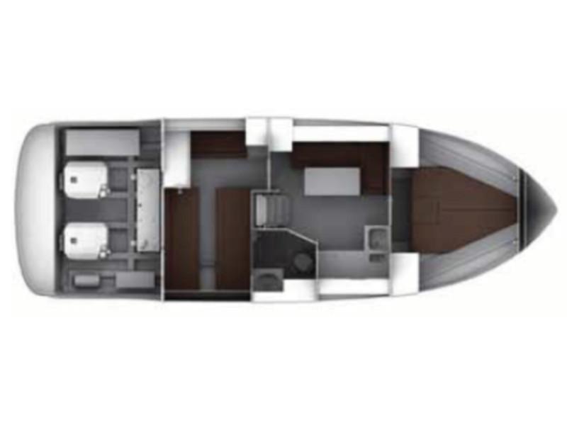 Bavaria S35 (4EVER) Plan image - 5